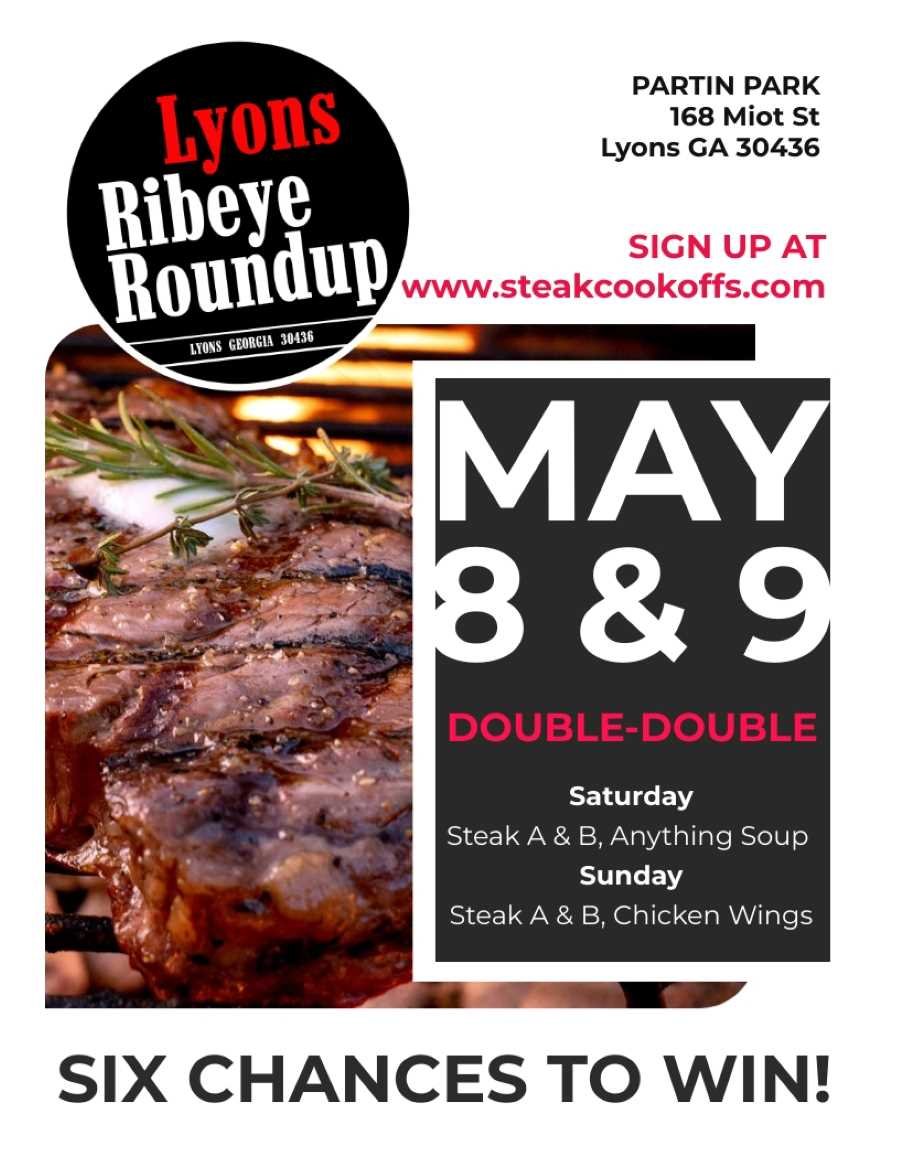 Steak Cookoff in Lyons