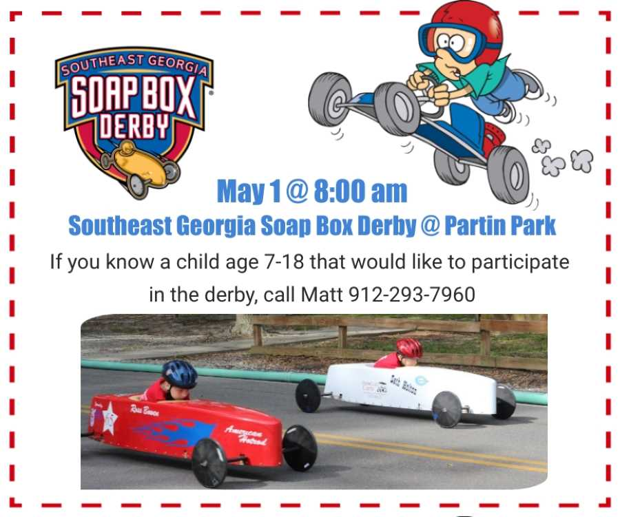 Soapbox Drivers Wanted