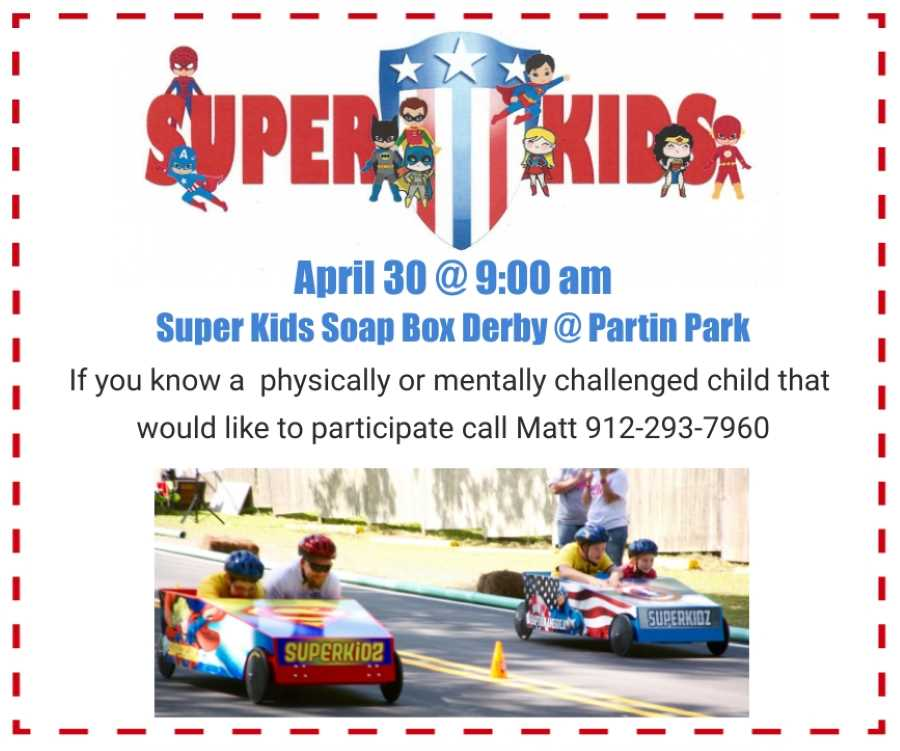 Racing For Special Needs