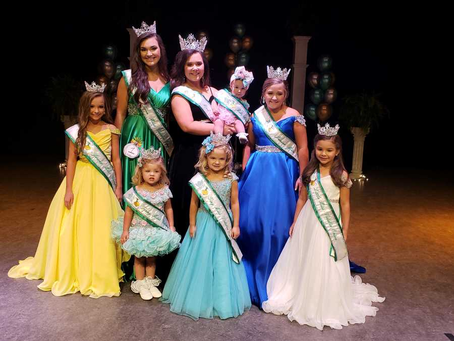 Queens Crowned for 44th Vidalia Onion Festival