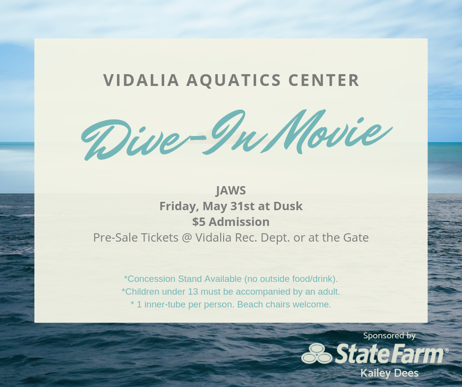 2019-05-31 Dive-In Movie