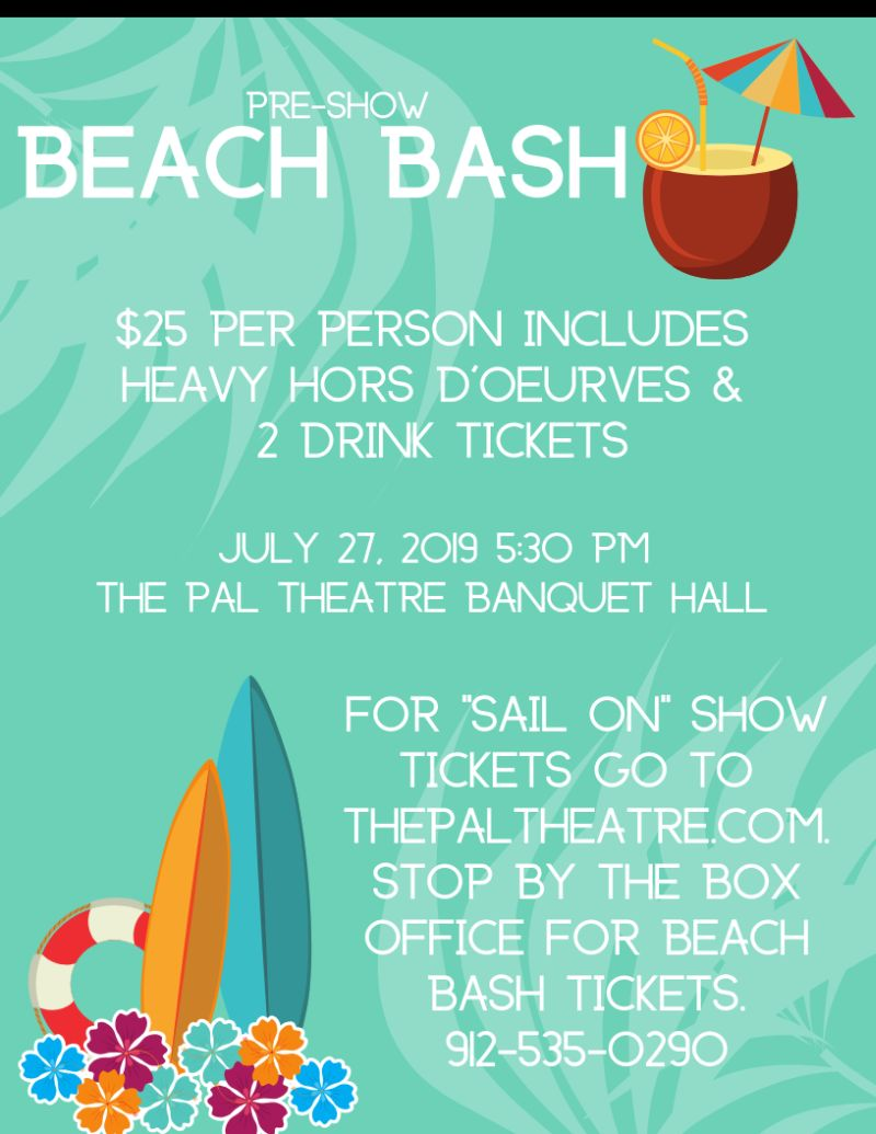 2019-07-27 Beach Boys Tribute Show in Vidalia