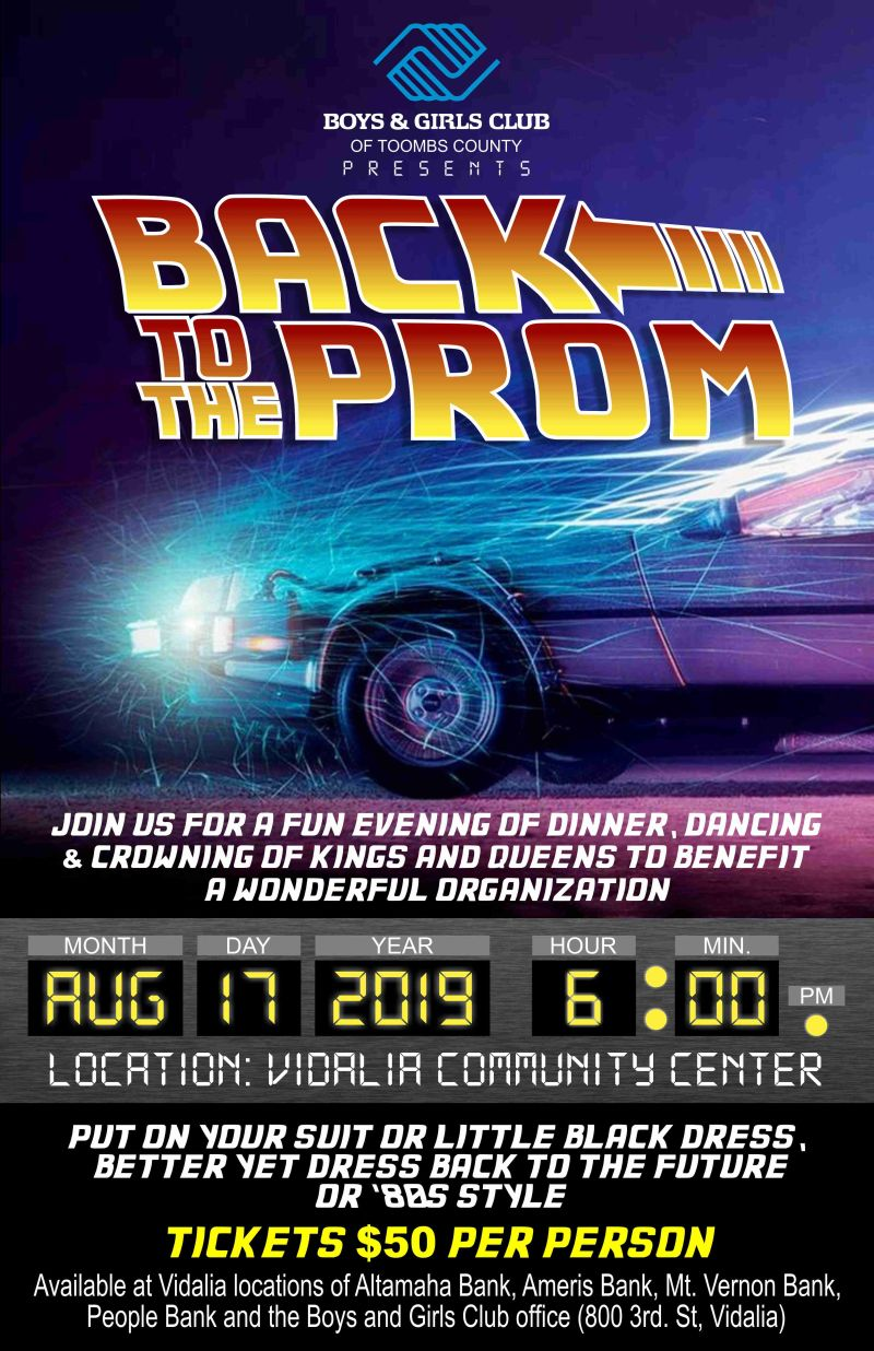 2019-08-17 Boys & Girls Club Prom