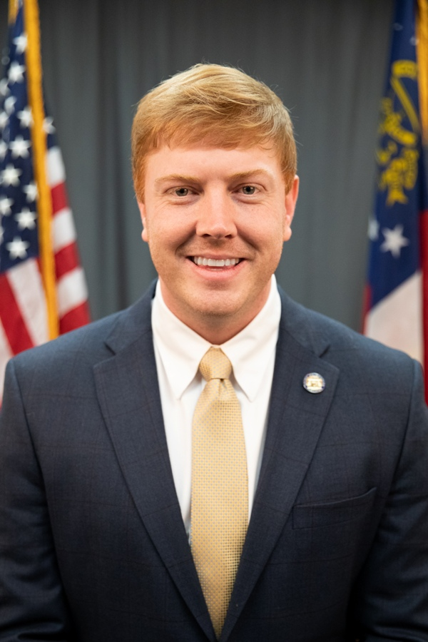 Sen. Blake Tillery Appointed to the Southern Regional Education Board's Legislative Advisory Council