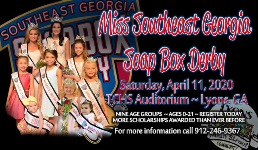 Southeast Georgia Soap Box Derby Pageant