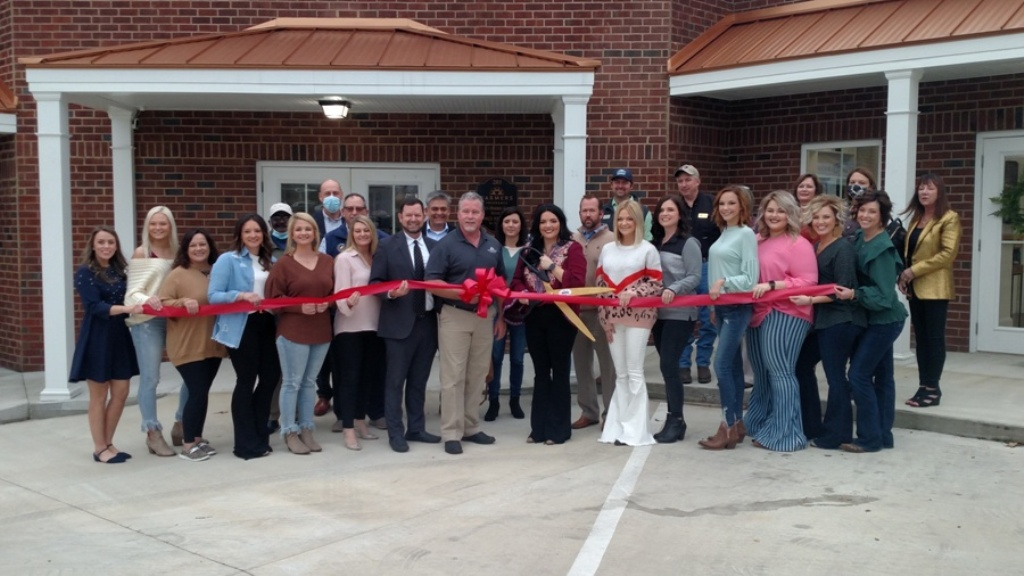 Local Ribbon Cutting and Grand Opening