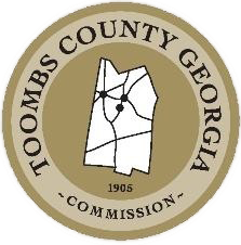 Toombs County Seal