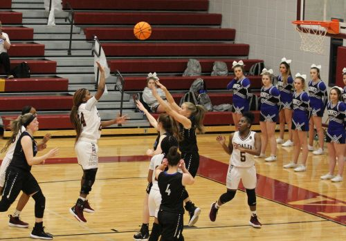 Lady Indians Advance to Quarterfinals