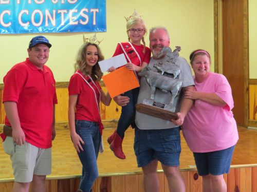 10th Annual Real Squeal BBQ & Music Festival Winners