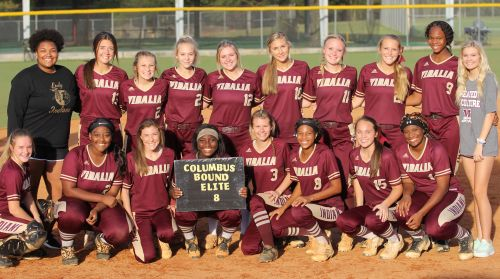 VHS Lady Indians Headed To Columbus