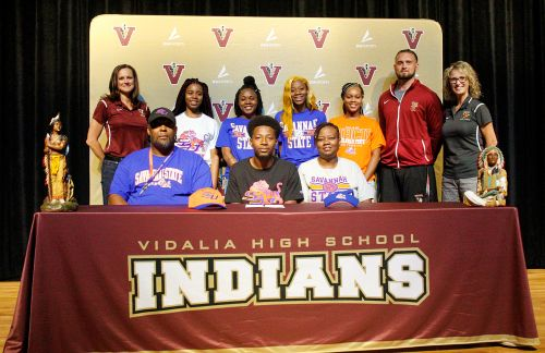 McRae Headed To Savannah State