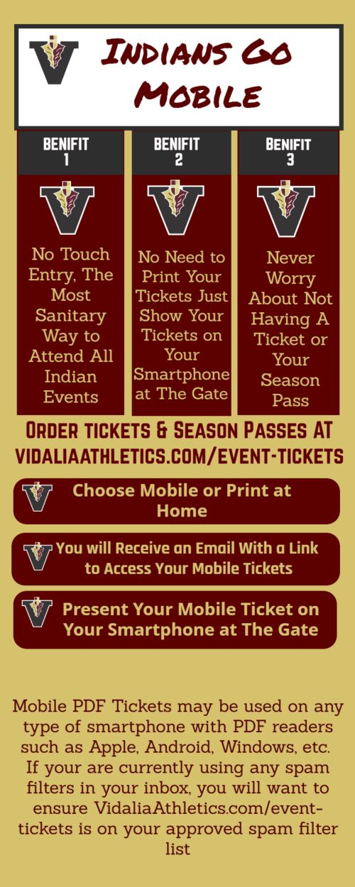 Indians Go Mobile With Hometown Ticketing