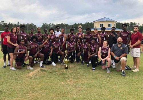 Vidalia Track Program Receives Cash Award From POWERADE®