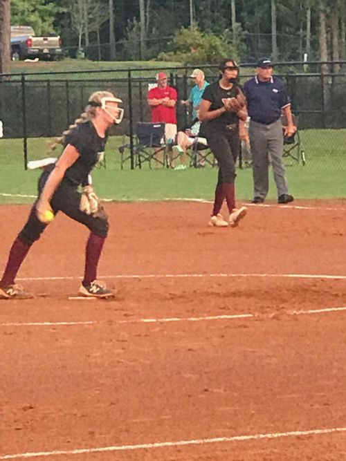 VHS Lady Indians Start Season With Two Wins