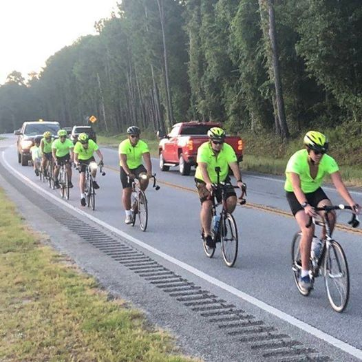 15th Annual Paul Anderson Youth Home Bike Ride