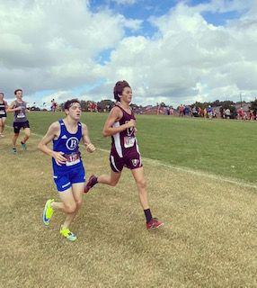 Indians Cross Country Competes in Carrollton