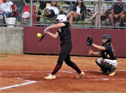 Lady Indians Come Up Short To Jeff Davis