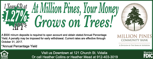 Million Pines Community Bank