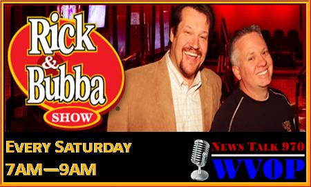 WVOP - Rick & Bubba