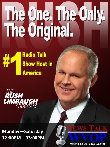 WVOP - Rush Limbaugh