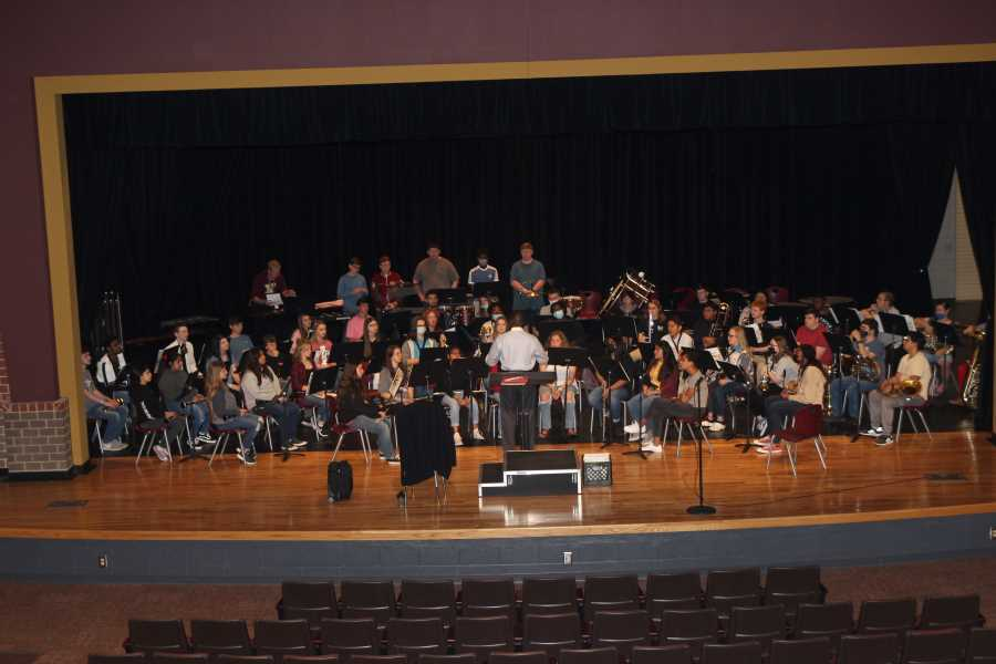Honors Band Festival