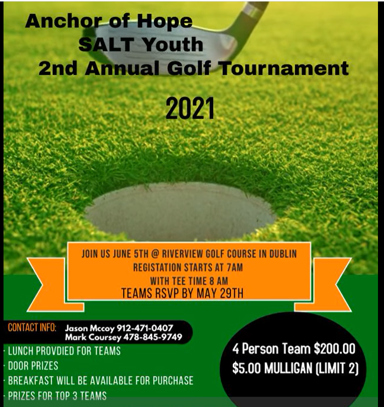 Anchor of Hope Golf