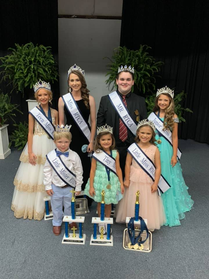 RTCA Crowns Pageant Winners