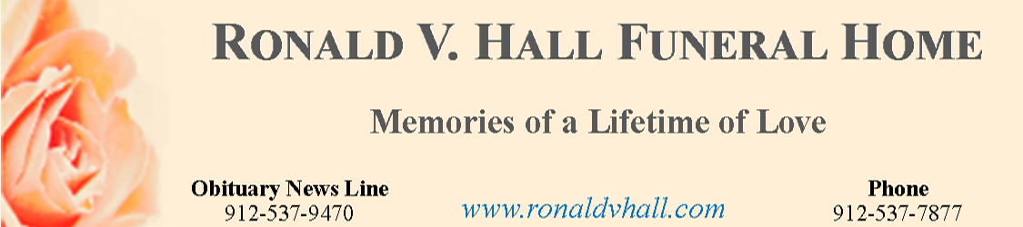 Ronald Hall Funeral Home